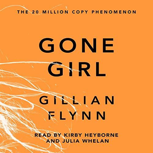 Gone Girl cover art