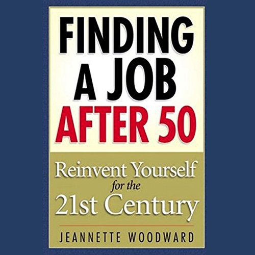 Finding a Job After 50 audiobook cover art