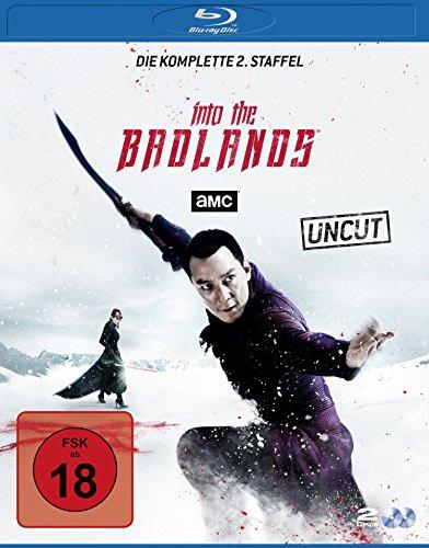 Staffel 2 (Uncut) [Blu-ray]