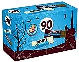HERSHEY'S - Assortiment de bonbons au chocolat (barres de chocolat au lait, barres de crème « N ») - 90 sachets de bonbons et de chocolat