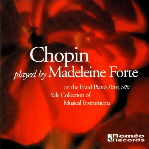 Chopin Played by Madeleine Forte on the Erard Piano: Paris 1881