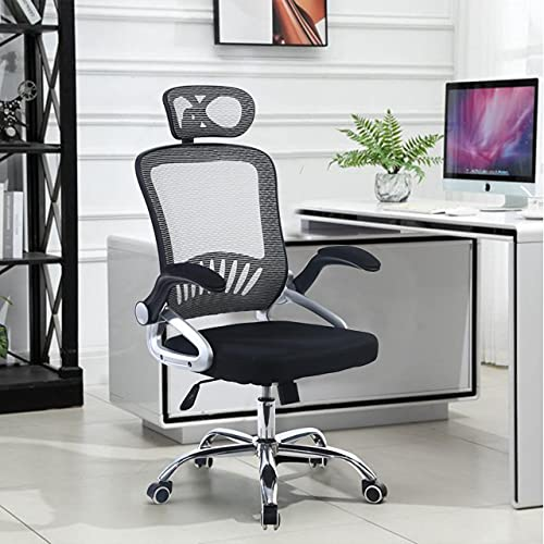 AZAZO Office Chair   Office Chair Back Support   Ergonomic Chair   Study Chair   Office Chair for Computer Work   mesh Chair