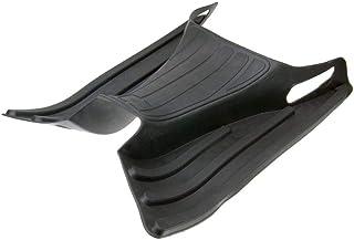 2EXTREME Original Fußmatte, Trittbret, schwarz, kompatibel für Piaggio, Vespa GT, GTL, GTS, GTV 125, 200, 250, 300