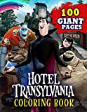 Hotel Transylvania Coloring Book: NEW Coloring Collection with GIANT PAGES and HIGH QUALITY IMAGES