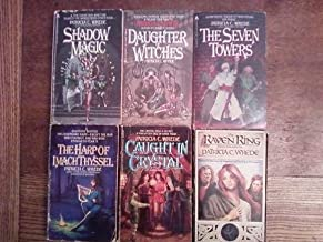 The Lyra Novels: 1. Shadow Magic, 2. Daughter Of Witches, 3. The Seven Towers, 4. The Harp of Imach Thyssel, 5. Caught in ...