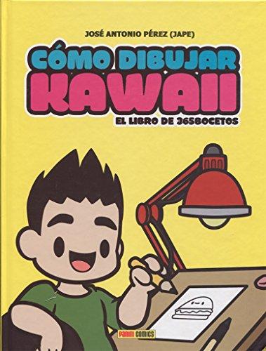 Como dibujar Kawaii. El libro de 365 bocetos (CÓMO DIBUJAR KAWAII)