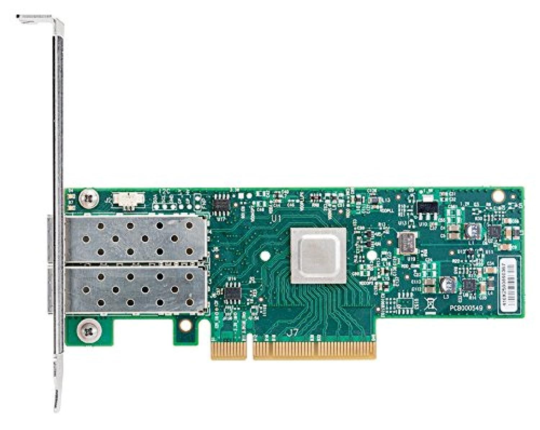 Connectx-4 Mcx4121A-XCAT 10Gigabit Ethernet Card