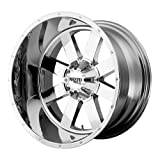 Moto Metal MO962 Triple Chrome Plated Wheel (20x12'/6x135mm, -44mm offset)