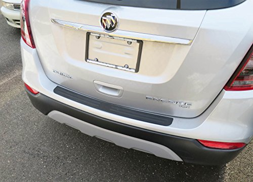 Zeta Products, Inc. Rear Bumper Top Surface Protector Fits 2013-2020...