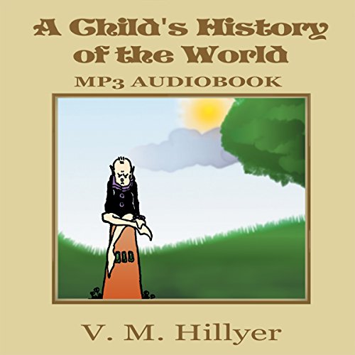 A Child's History of the World audiobook cover art