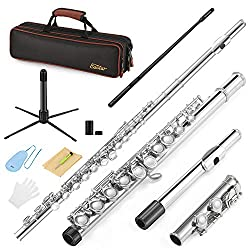 Eastar EFL-1 Closed Hole C Flute - Best Flutes for Beginner and Intermediate Students