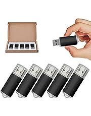 KEXIN USBメモリ ースティック USB 2.0 キャップ式 フラッシュドライブ カラフル