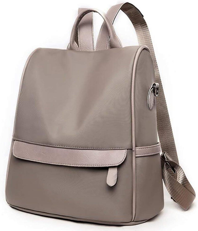 Amayay Rücksack Teenager Backpack Casual Vintage Stylisch Daypacks Erwachsene Damenmode Rucksack Einfacher Stil Vielseitig Groe Kapazitt Oxford 25  15  31Cm (Farbe   Colour, Größe   One Größe)