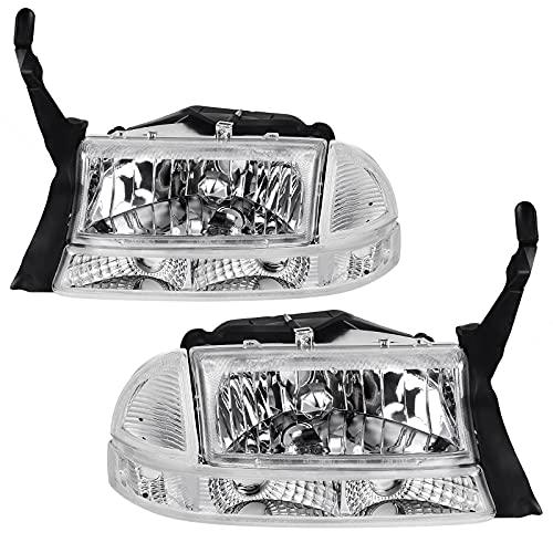 01 dodge dakota headlights - 9