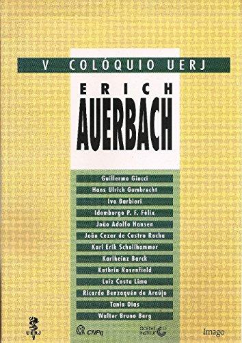 V Colóquio UERJ: Erich Auerbach