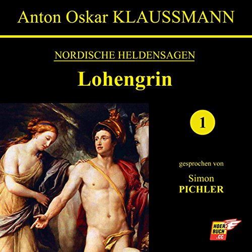 Lohengrin audiobook cover art
