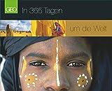 In 365 Tagen um die Welt: GEO-Tischaufsteller in hochwertiger Geschenkbox - Peter-Matthias Gaede
