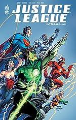Justice League, Intégrale Tome 1 de Jim Lee
