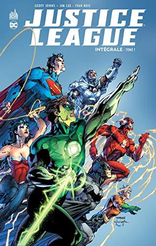 Justice League, Intégrale Tome 1