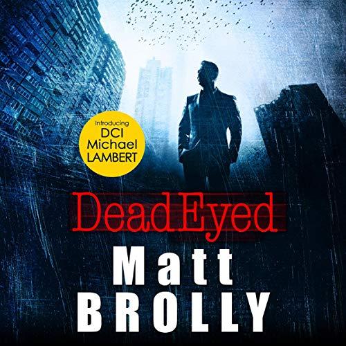 Dead Eyed audiobook cover art