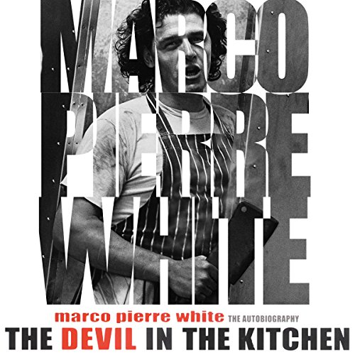The Devil in the Kitchen cover art