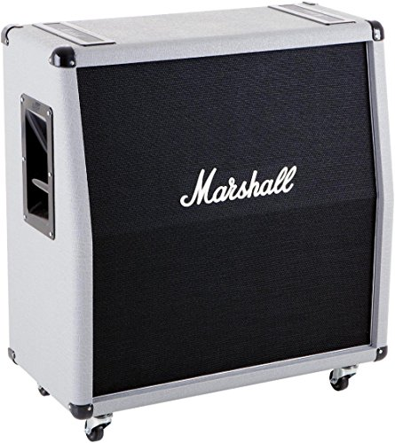 Amplificador guitarra marshall pantalla vintage series silver jubilee 280w 4x12'