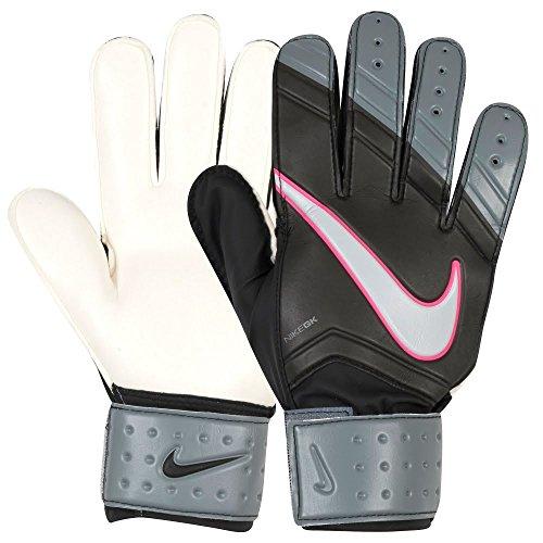 Nike GK Match Junior Torwarthandschuhe 36 Schwarz/Grau (Black/Cool Grey/Hyprpk/Black)