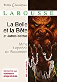 La Belle et la Bête et autres contes de Jeanne Madame Leprince de Beaumont ( 20 avril 2011 ) - Larousse (20 avril 2011) - 20/04/2011