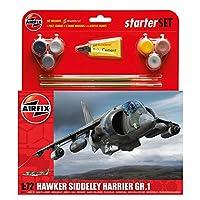 Airfix 1/72 Scale A55205 Hawker Siddeley Harrier GR1 Model Kit Factory Sealed