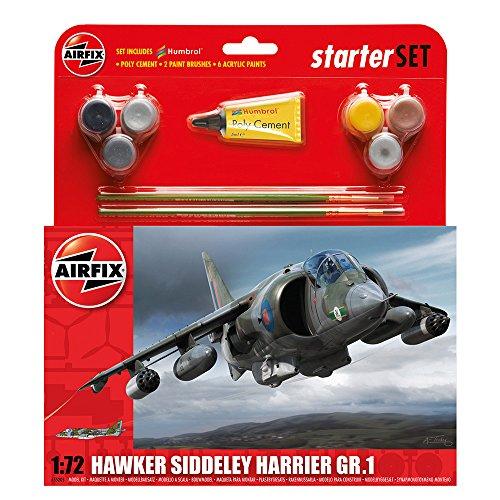 Airfix A55205 1:72 Hawker Harrie...