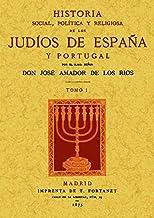 Historia social, política y religiosa de los judíos de España y Portugal (3 Tomos)