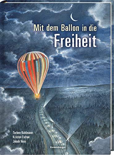 Mit dem Ballon in die Freiheit: Flug in die Freiheit