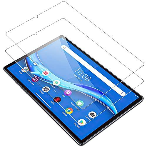 IVSOTEC Vidrio Templado Protector Pantalla para Lenovo Tab K10, 9H Cristal Templado [HD] [Anti-Scratching], Protector de Pantalla para Lenovo Tab K10 2021, 2 Piezas