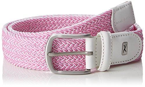 Brax Golf Damen Style Belt Gürtel, PINK, 75 (Herstellergröße: 80)