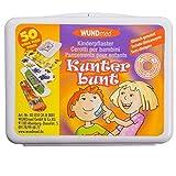 WUNDmed Kinderpflaster Kunter bunt Box 50tlg.