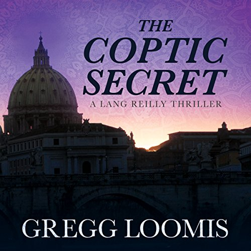 The Coptic Secret audiobook cover art