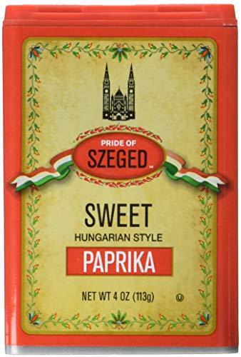 Sweet Paprika