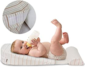 Babylush Infant Baby Wedge Pillow Crib