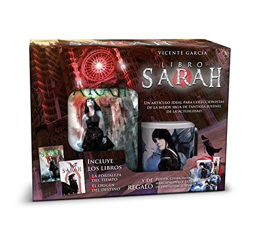 Caja exclusiva. Libro de Sarah