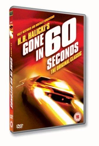 Gone in 60 Seconds [Reino Unido] [DVD]