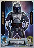Star Wars Force Attax Movie Collection 2 - Coleccionable Jango Fett (Topps) [importado de Alemania]
