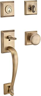Best baldwin matte brass and black Reviews