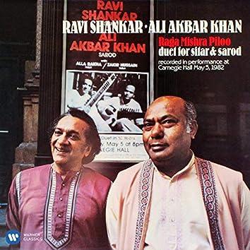 Raga Mishra Piloo (Live at Carnegie Hall, 1982)
