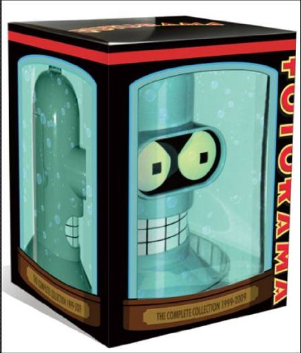 Futurama: Complete Collection [USA] [DVD]
