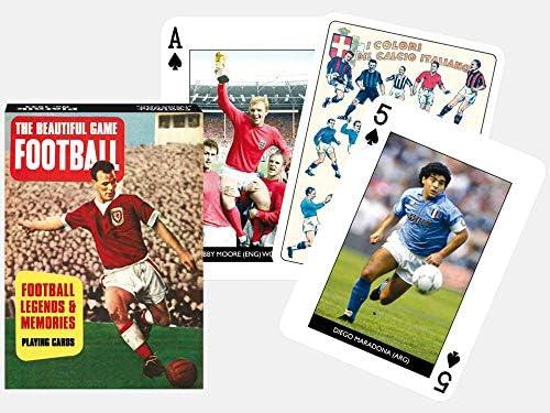 Piatnik Football Legends Playing Cards product image