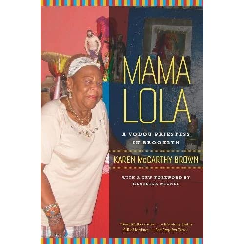 Amazon com: Mama Lola: A Vodou Priestess in Brooklyn