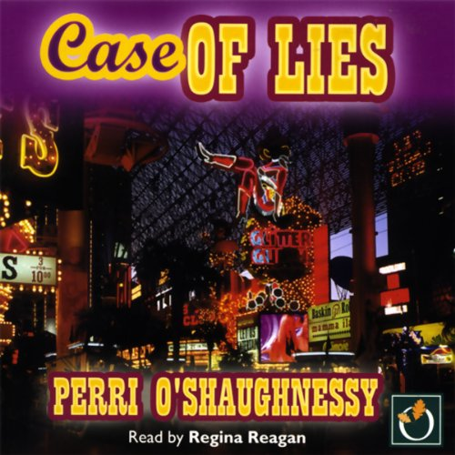 Case of Lies audiobook cover art