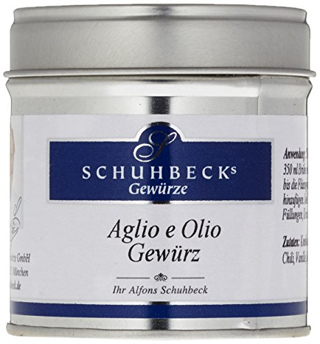 Schuhbecks Aglio e Olio Gewürz, 3er Pack (3 x 70 g)