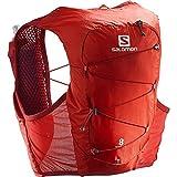 Salomon Active Skin 8 Set Chaleco 8L Unisexo 2x Soft Flasks Incluidas Trail Running Senderismo