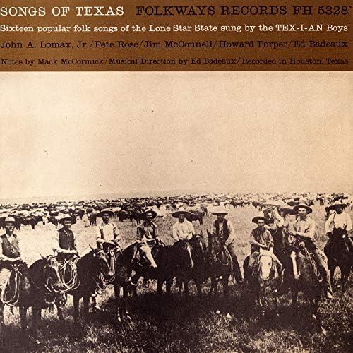 The Tex-I-An Boys